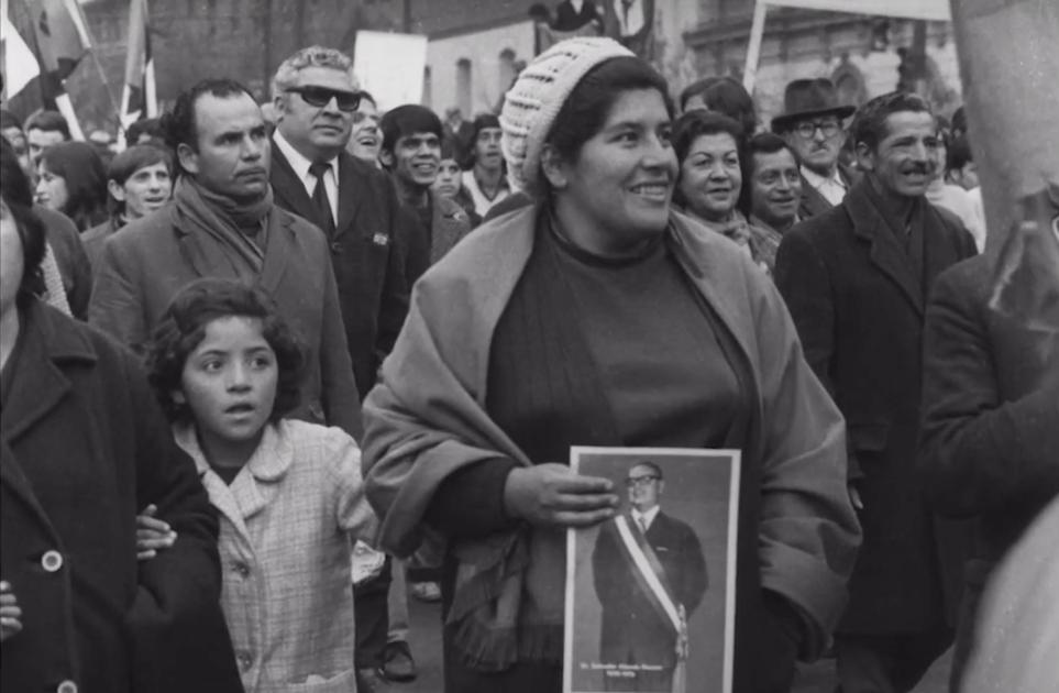 Mujeres en la Unidad Popular